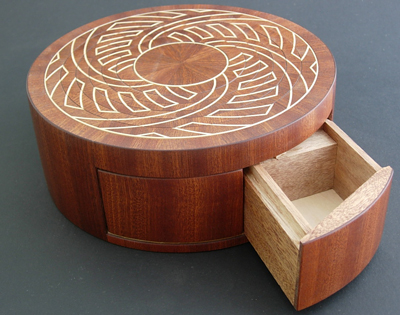 Puzzle Box Secret Compartment Plans